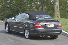 2009 Mercedes-Benz CLK-Class Photo 39