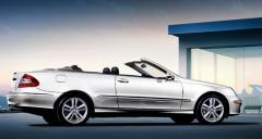 2009 Mercedes-Benz CLK-Class Photo 46