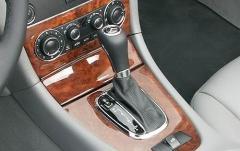 2009 Mercedes-Benz CLK-Class interior
