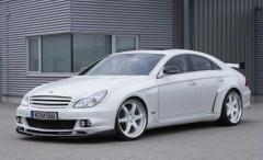 2007 Mercedes-Benz CLS-Class Photo 1