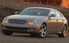 2008 Mercedes-Benz CLS-Class exterior