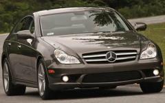 2010 Mercedes-Benz CLS-Class exterior