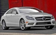 2012 Mercedes-Benz CLS-Class exterior