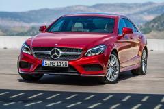 2015 Mercedes-Benz CLS-Class Photo 1