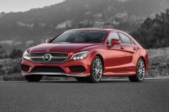 2017 Mercedes-Benz CLS-Class exterior