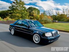 1994 Mercedes-Benz E-Class Photo 5