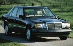 1995 Mercedes-Benz E-Class exterior