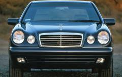 1996 Mercedes-Benz E-Class exterior
