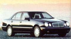 1996 Mercedes-Benz E-Class Photo 1