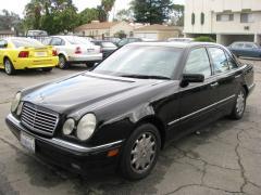 1996 Mercedes-Benz E-Class Photo 4