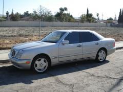 1997 Mercedes-Benz E-Class Photo 5