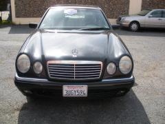 1997 Mercedes-Benz E-Class Photo 7