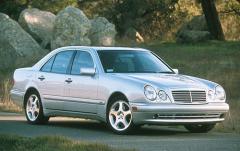 1997 Mercedes-Benz E-Class exterior