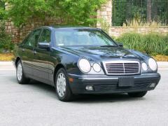 1999 Mercedes-Benz E-Class Photo 1