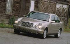 1999 Mercedes-Benz E-Class exterior