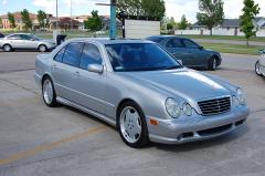 2002 Mercedes-Benz E-Class Photo 5
