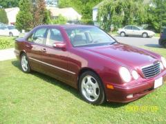 2002 Mercedes-Benz E-Class Photo 6