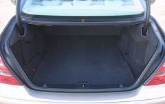2003 Mercedes-Benz E-Class interior