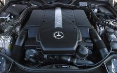 2005 Mercedes-Benz E-Class exterior