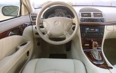 2005 Mercedes-Benz E-Class interior