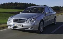 2006 Mercedes-Benz E-Class exterior