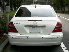 2007 Mercedes-Benz E-Class Photo 3