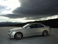 2007 Mercedes-Benz E-Class Photo 4