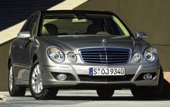 2008 Mercedes-Benz E-Class Photo 8