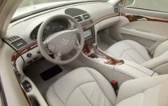 2008 Mercedes-Benz E-Class interior