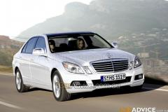 2009 Mercedes-Benz E-Class Photo 4