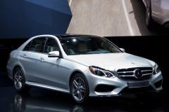 2014 Mercedes-Benz E-Class Photo 3