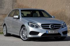 2014 Mercedes-Benz E-Class Photo 1
