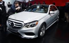 2014 Mercedes-Benz E-Class Photo 4