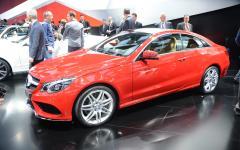 2014 Mercedes-Benz E-Class Photo 5