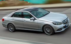 2015 Mercedes-Benz E-Class Photo 5