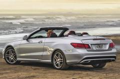 2015 Mercedes-Benz E-Class exterior
