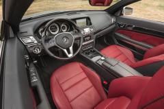 2015 Mercedes-Benz E-Class interior