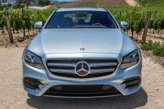 2017 Mercedes-Benz E-Class exterior