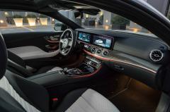 2018 Mercedes-Benz E-Class interior