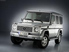 2003 Mercedes-Benz G-Class Photo 1