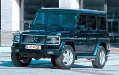 2004 Mercedes-Benz G-Class exterior