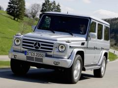 2010 Mercedes-Benz G-Class Photo 1
