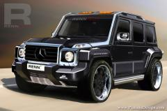 2012 Mercedes-Benz G-Class Photo 3
