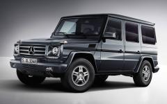 2013 Mercedes-Benz G-Class Photo 4