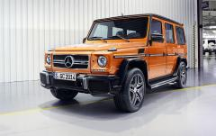 2016 Mercedes-Benz G-Class Photo 1