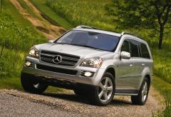 2009 Mercedes-Benz GL-Class Photo 1