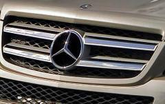 2010 Mercedes-Benz GL-Class exterior