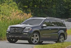 2011 Mercedes-Benz GL-Class Photo 1