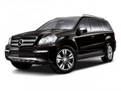 2011 Mercedes-Benz GL-Class Photo 5