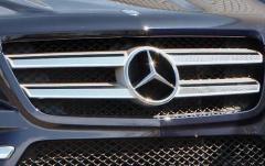 2011 Mercedes-Benz GL-Class exterior